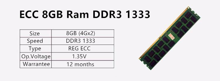 e5645 - ram